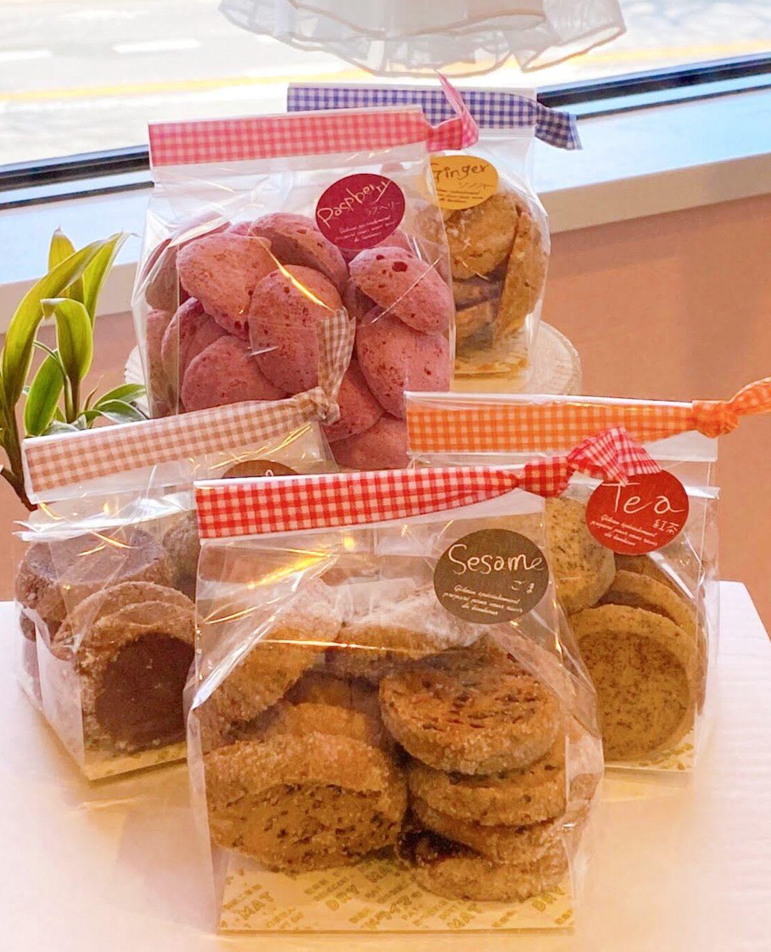サクララ焼き菓子袋クッキー